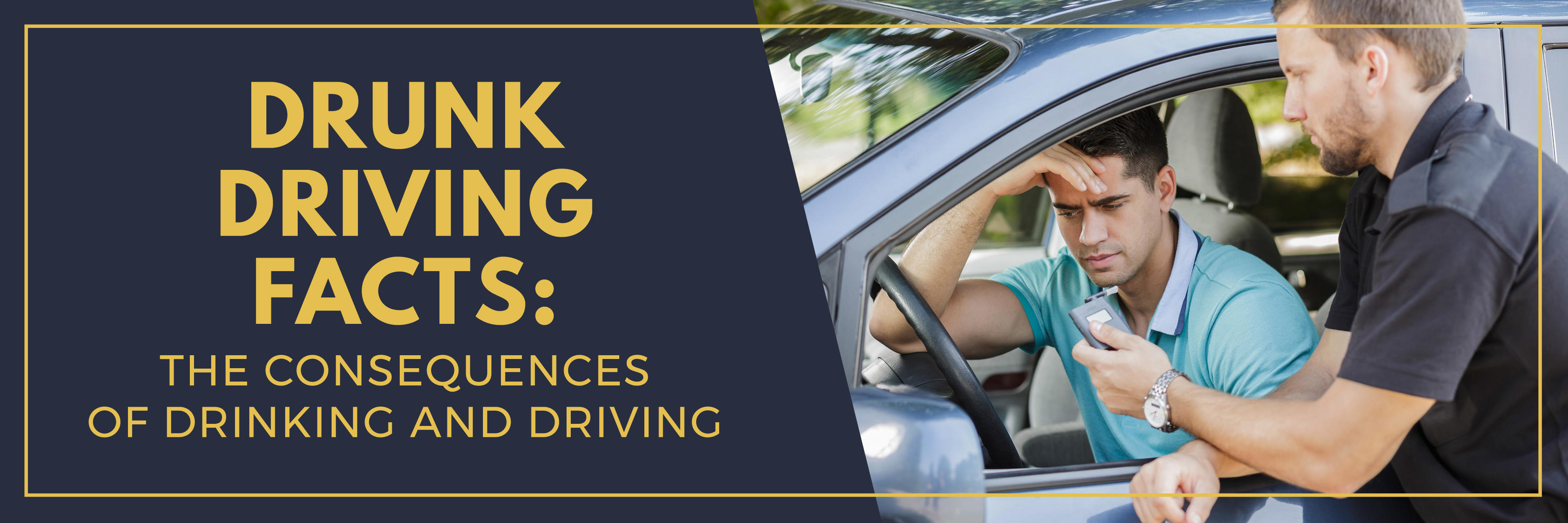the many consequences of drunk driving Penalties for driving drunk facing the consequences although laws differ from state to state, the consequences of being charged with dui have increased.